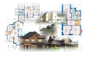 Winnerstroy - Проектно-строительная компания Проектирование домов - таунхаусов, коттеджей и коттеджных поселков Проектирование