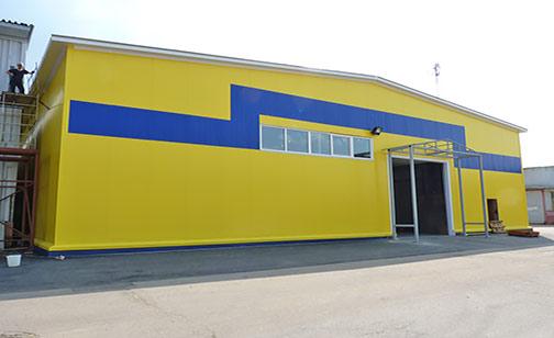 Winnerstroy - Проектно-строительная компания {:ru}Строительство ангаров{:}{:en}Construction of hangars{:}{:uk}Будівництво ангарів{:} Строительство