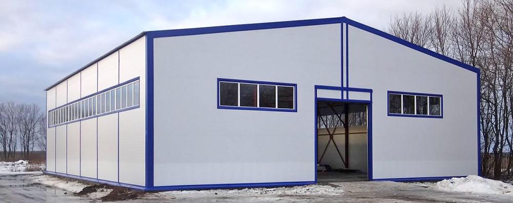 Winnerstroy - Проектно-строительная компания Строительство ангаров Строительство