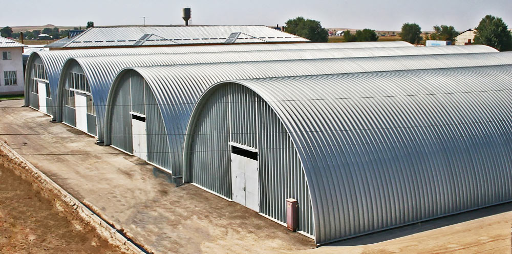 Winnerstroy - Design and construction company Hangars from metal - convenience and universality Articles