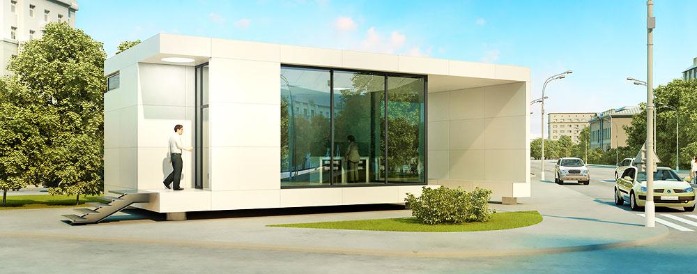 Winnerstroy - Проектно-строительная компания Где купить павильон для торговли Статьи