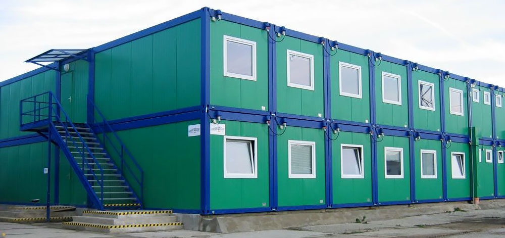 Winnerstroy - Design and construction company Modular buildings Other sections