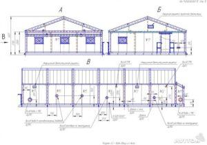Winnerstroy - Проектно-строительная компания Проектирование складов,  сельскохозяйственных зданий, зернохранилищ и ангаров Архитектурное проектирование