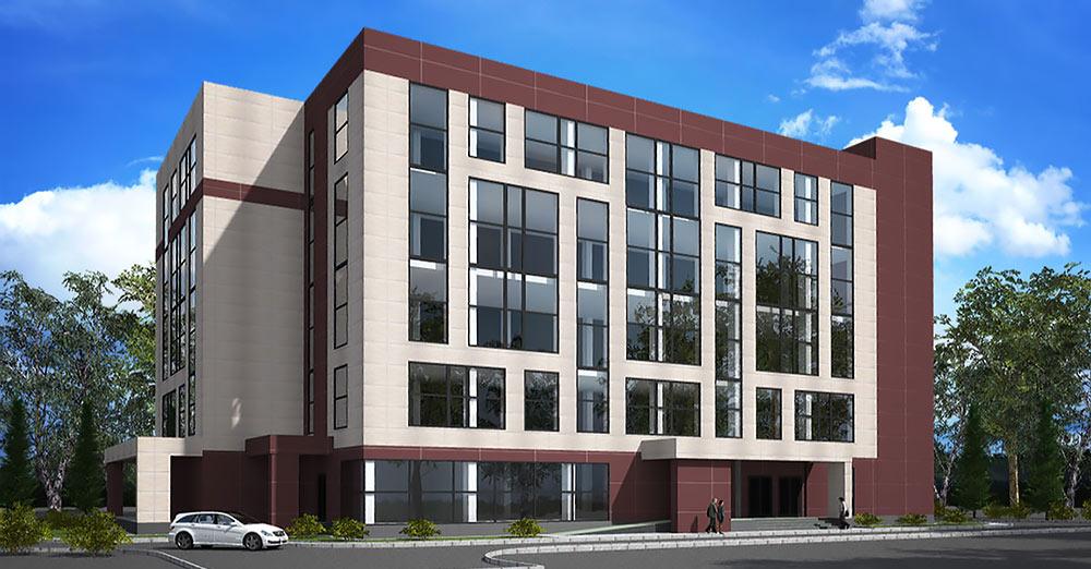 Winnerstroy - Проектно-будівельна компанія Громадські будівлі Проектування