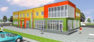 Winnerstroy - Проектно-строительная компания Проектирование магазинов и торговых центров Архитектурное проектирование