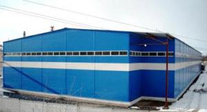 Winnerstroy - Проектно-строительная компания Промышленные здания, строительство производственных зданий Строительство