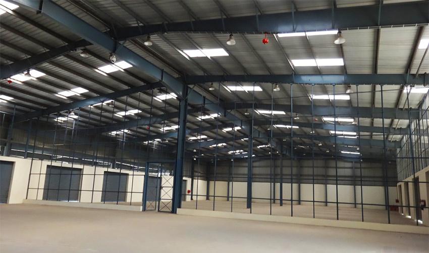 Winnerstroy - Проектно-строительная компания Склады терминалы Строительство