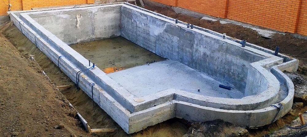Winnerstroy - Проектно-будівельна компанія Будівництво бетонних басейнів в Києві і області Басейни