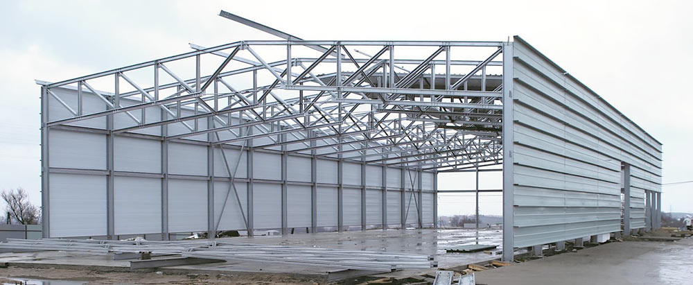 Winnerstroy - Design and construction company Prefabricated warehouses Other sections