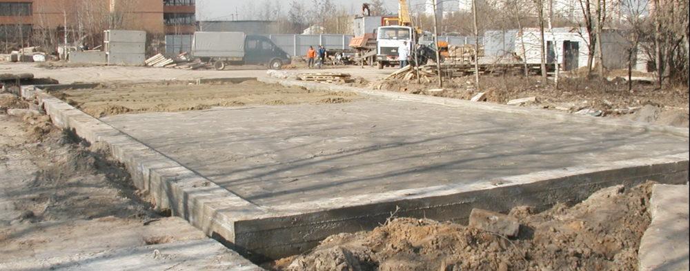 Winnerstroy - Проектно-строительная компания Строительство фундаментов ангаров Строительство