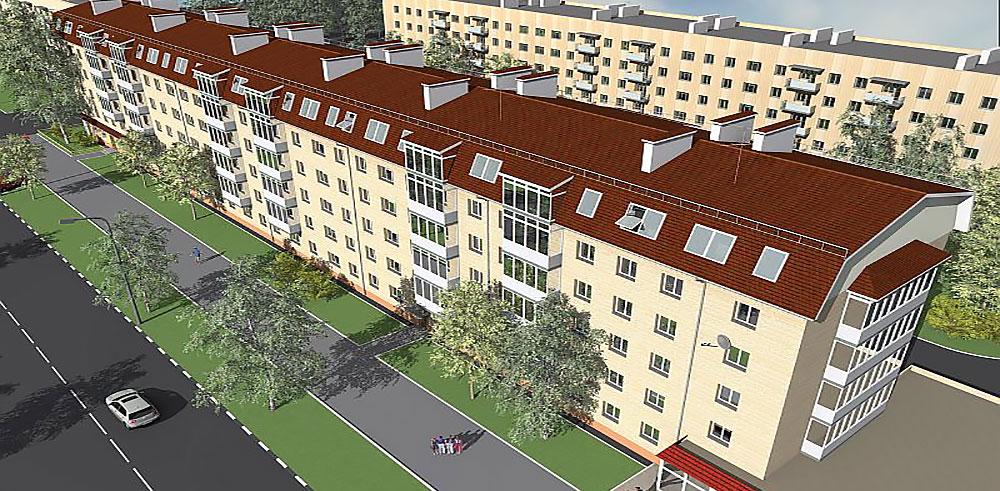 Winnerstroy - Проектно-строительная компания Реконструкция жилых зданий Реконструкция