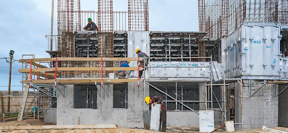Winnerstroy - Проектно-строительная компания Проектирование железобетонных конструкций Проектирование