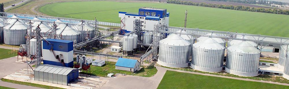 Winnerstroy - Проектно-будівельна компанія Будівництво зерносховищ Будівництво