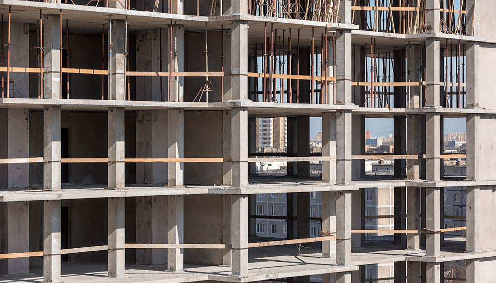 Winnerstroy - Проектно-будівельна компанія Каркасно-монолітне будівництво Будівництво