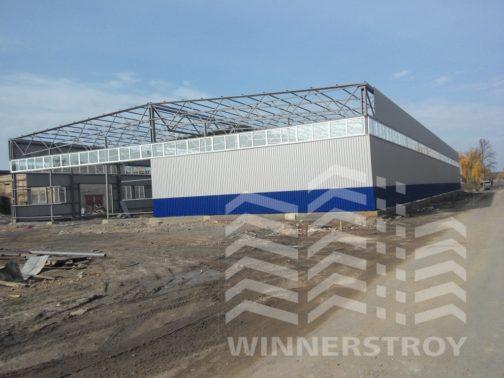 Winnerstroy - Проектно-строительная компания {:ru}Холодный склад{:}{:en}Cold warehouse{:}{:uk}Холодний склад{:} Наши работы Строительство - фотоальбомы