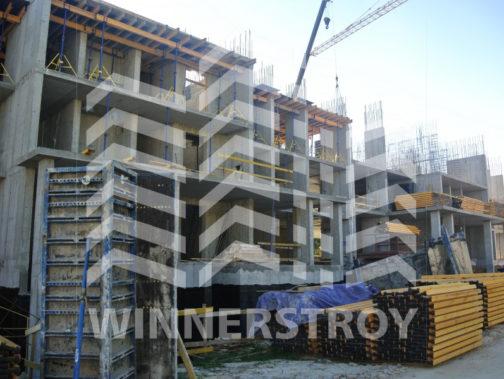 Winnerstroy - Проектно-строительная компания {:ru}Новострой{:}{:en}New building{:}{:uk}Новобуд{:} Наши работы Строительство - фотоальбомы