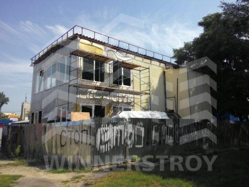 Winnerstroy - Проектно-строительная компания {:ru}Кафе{:}{:en}A cafe{:}{:uk}Кафе{:} Наши работы Строительство - фотоальбомы