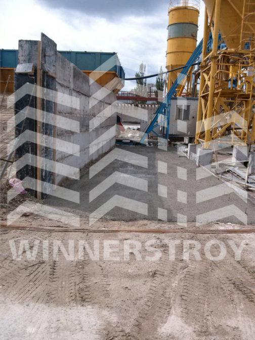 Winnerstroy - Проектно-строительная компания {:ru}Бетонный завод{:}{:en}Concrete-mixing plant{:}{:uk}Бетонний завод{:} Наши работы Строительство - фотоальбомы
