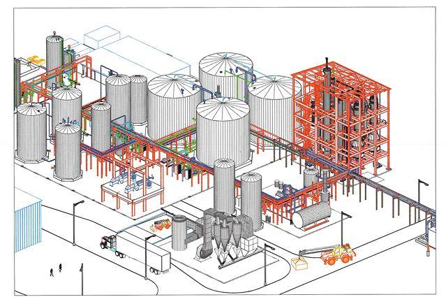 Winnerstroy - Проектно-строительная компания Особенности промышленного проектирования Статьи