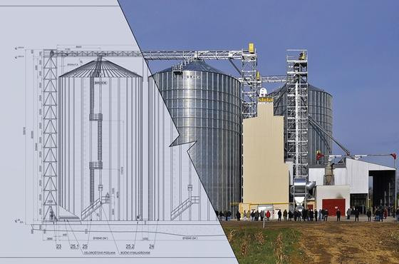 Winnerstroy - Проектно-строительная компания Строительство и проектирование зернохранилищ в Киеве – компания Winnerstroy Статьи