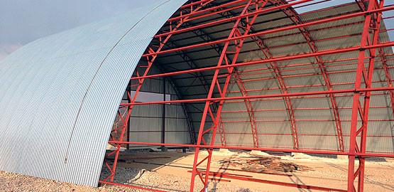Winnerstroy - Проектно-строительная компания Строительство ангаров и складов в Киеве от компании Winnerstroy Статьи