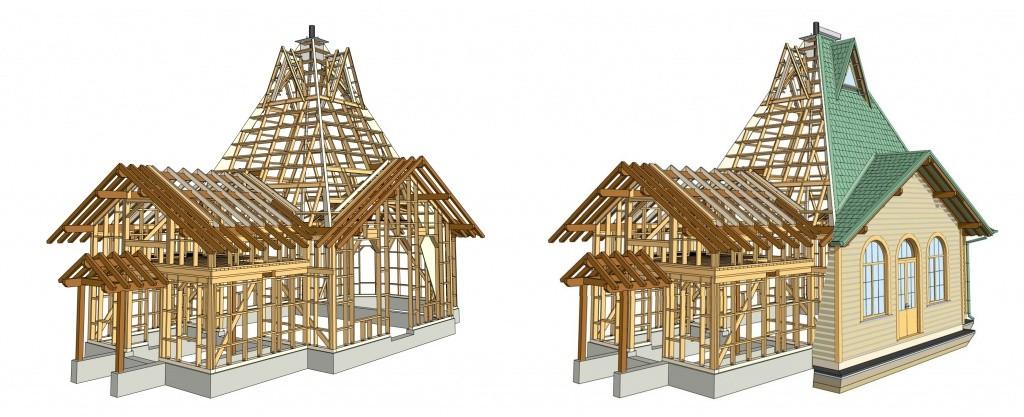 Winnerstroy - Проектно-строительная компания {:ru}Проекты деревянных конструкций{:}{:en}Projects of wooden structures{:}{:uk}Проекти дерев'яних конструкцій{:} Статьи