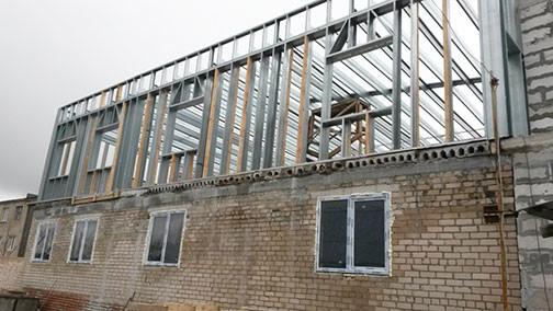 Winnerstroy - Проектно-строительная компания {:ru}Надстройка этажей{:}{:en}Superstructure of floors{:}{:uk}Надбудова поверхів{:} Реконструкция