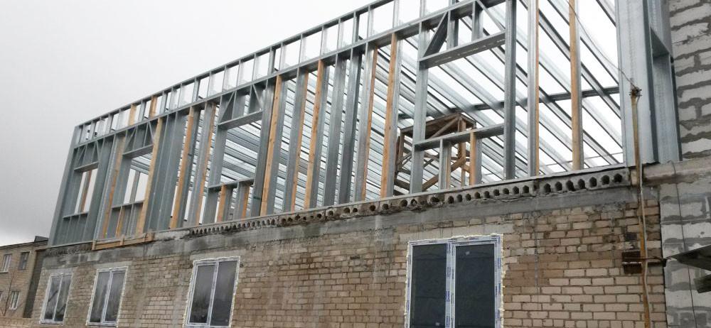 Winnerstroy - Проектно-строительная компания Надстройка этажей Реконструкция