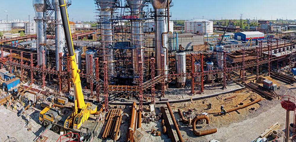 Winnerstroy - Проектно-строительная компания Промышленное строительство Строительство