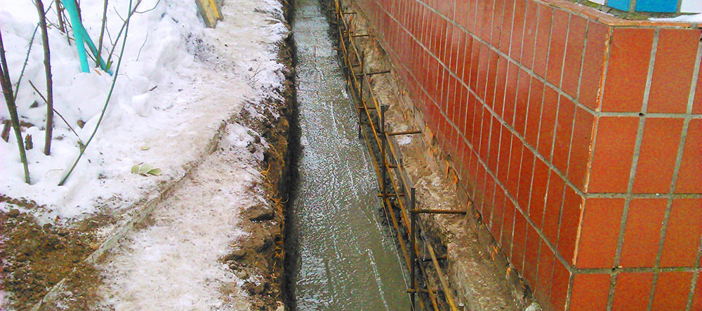 Winnerstroy - Проектно-строительная компания Усиление стен и фундаментов Реконструкция